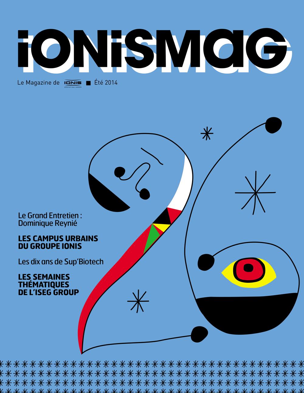90264ad38cef Le Grand Entretien   Dominique Reynié LES CAMPUS URBAINS DU GROUPE IONIS  Les dix ans de Sup Biotech LES SEMAINES THÉMATIQUES